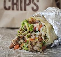 Chip-burrito