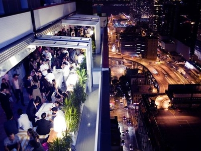 sky room live fashion week at sky room penthouse sky room times 10509