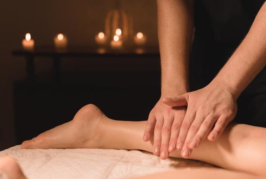 Messlook massage calf