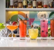 Gardenia-cocktails