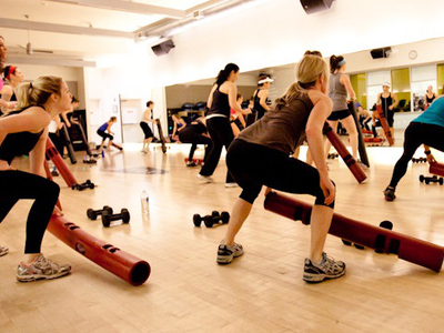 Equinox Bootcamp Class For Charity | Equinox Upper East Side