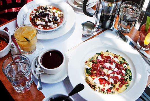 Nyc mexican brunch