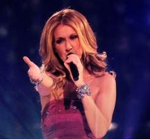 Celine-singing
