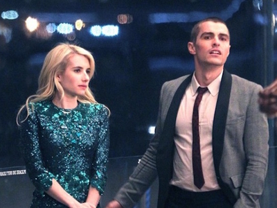 Lunch with emma roberts dave franco build studio celebrities emma roberts and dave franco movie trailer m4hsunfo