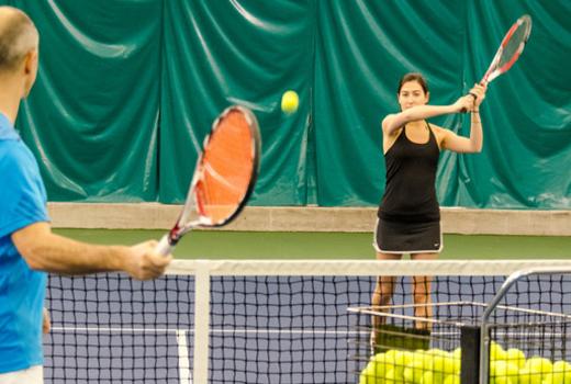 Suttin east tennis