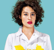 Nyc celebrity events ilana glazer