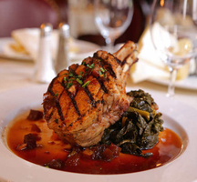 Le rivage pork chop