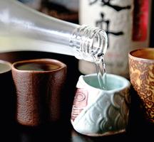 Sake-tasting-image