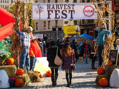 Harvest fest 2013 in meatpacking district new york