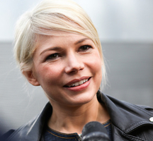 Michelle williams nyc celebrity events