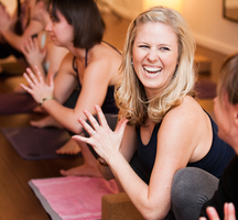 Laughter yoga nyc