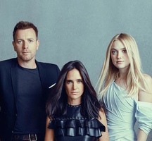 Uzo aduba ewan mcgregor jennifer connelly and dakota fanning photographed by austinhargrave