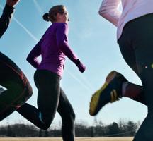 N woman running large570