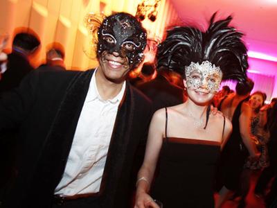 Masquerade nyc party