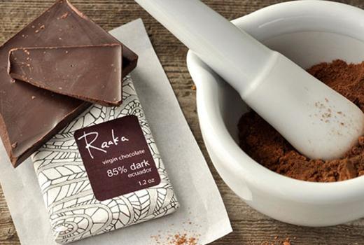 Nyc chocolate raaka chocolate
