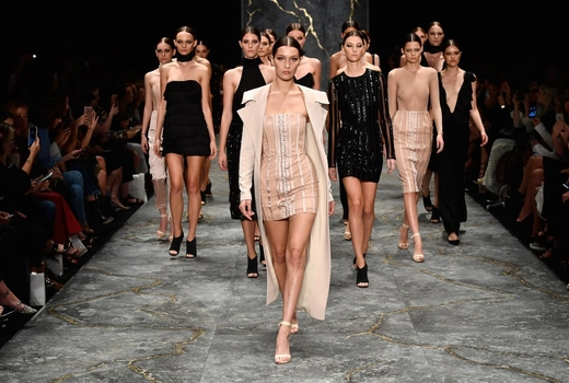 Model Casting - Couture Fashion Week 16