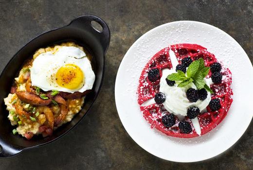 49 For A 3 Course Bottomless Brunch For Two Hell S Kitchen A 74 Value