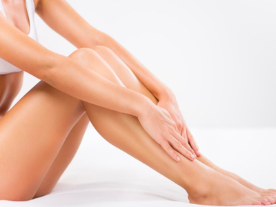 Infinity laser spa legs smooth