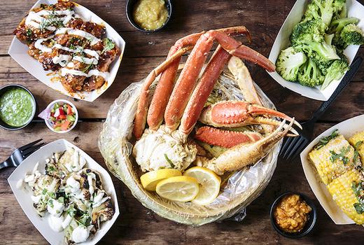 Lolos seafood shack