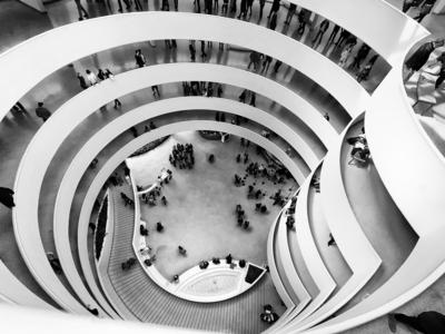 Guggenheim inside 2