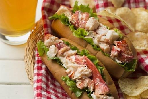 Lobster beer sail nyc