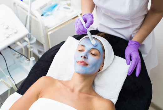 Enliven facial wow mask