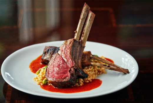 Pierre loti lamb chops