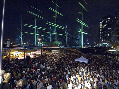 South street seaport events