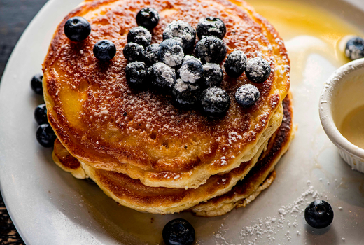 Wicked willys blueberry pancakes