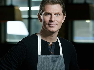 Meet bobby flay williams sonoma home celebrities pulsd nyc bobby dele m4hsunfo