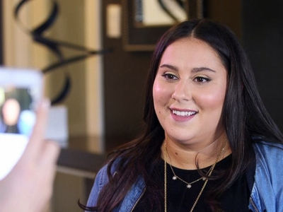 Meet greet with claudia oshry soffer bloomingdales celebrities claudia dele m4hsunfo