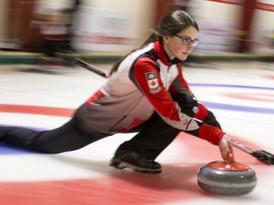 Curling dele