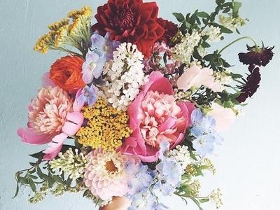 PetalsForProgress Pop-Up Flower Market | 34 Little West 12th