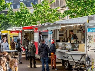 Nyc Spring Food Truck Fest 2018 Grand Bazaar Eats Pulsd Nyc