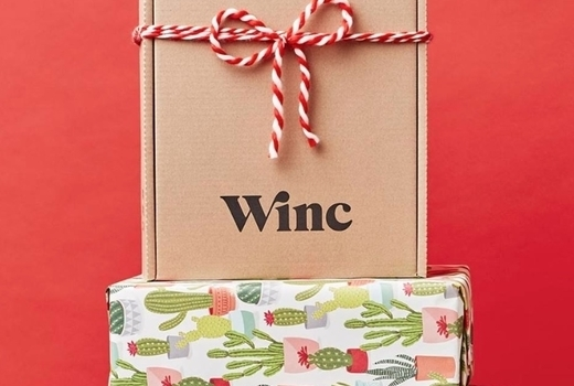 Winc gift love