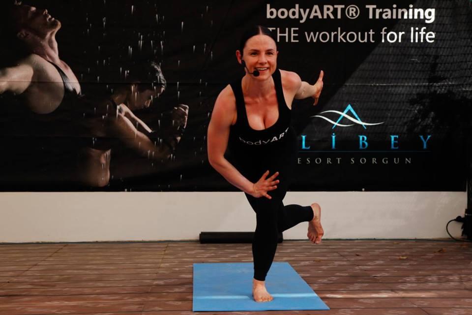 Free Bodyart Workshop Nyrr Runcenter Fitness Pulsd Nyc