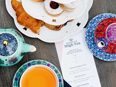Harvey williamsburg hotel brooklyn tea fuller