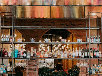 Harvey williamsburg hotel brooklyn tea that bar