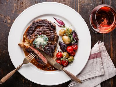 Bazar nomad steak opening