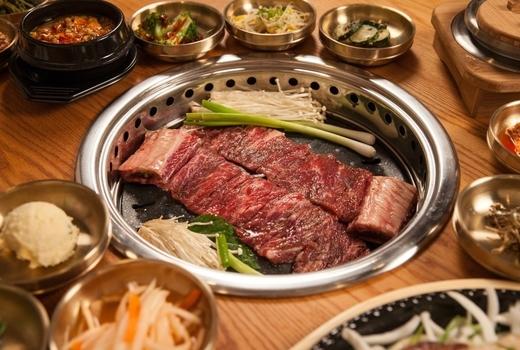 Grand seoul beef