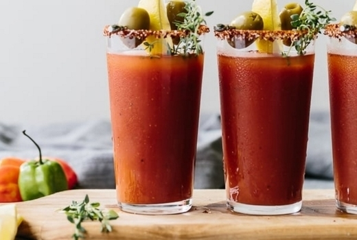 Bazar nomad bloody mary love me nyc