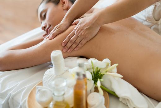 Galaxy spa massage tools