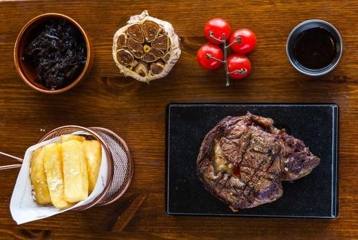 Mcgettigans steak