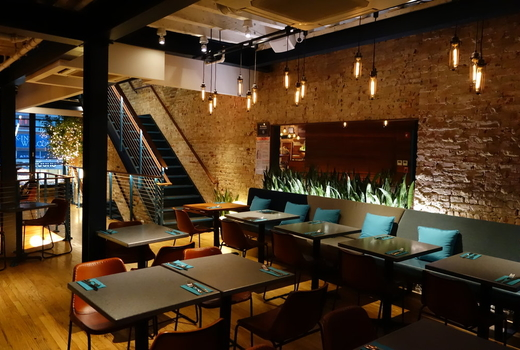 49 2 Course Dinner For Two With A Bottle Of Wine A 104 Value Soho Park Midtown Restaurants Pulsd
