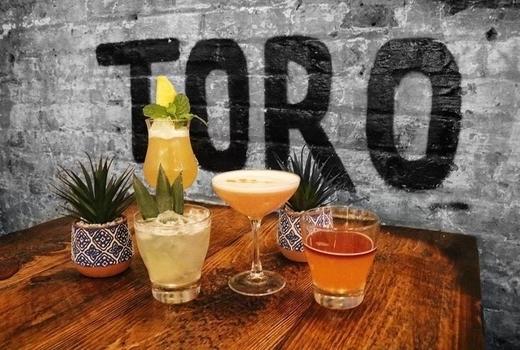 Toro loco cocktails
