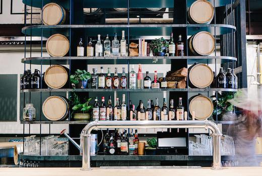 Circa brewing company bar
