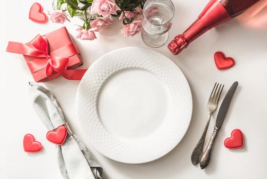 Intermezzo valentines spread