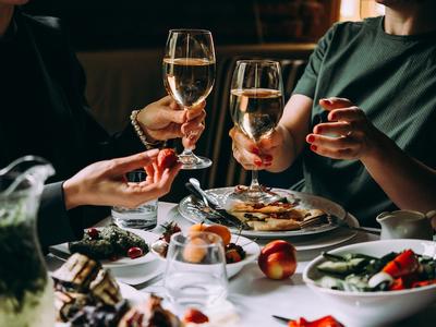 Vitae italy0wine dinner