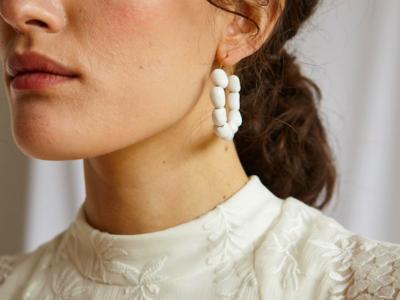 Rue st paul earrings