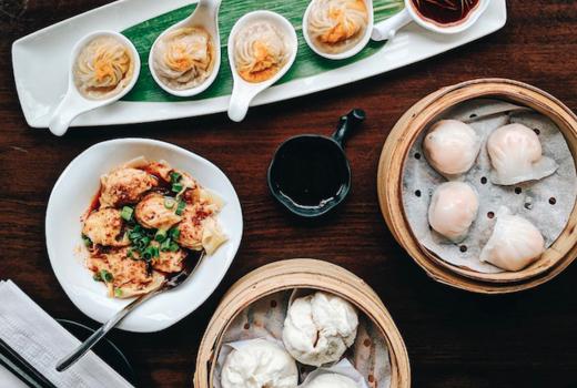 Dim sum flaylay food dumplings love